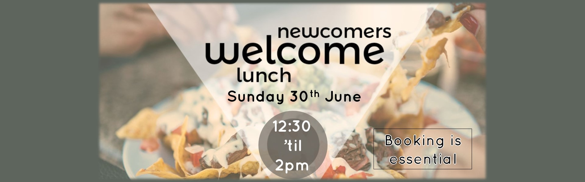 Newcomer's Welcome Lunch