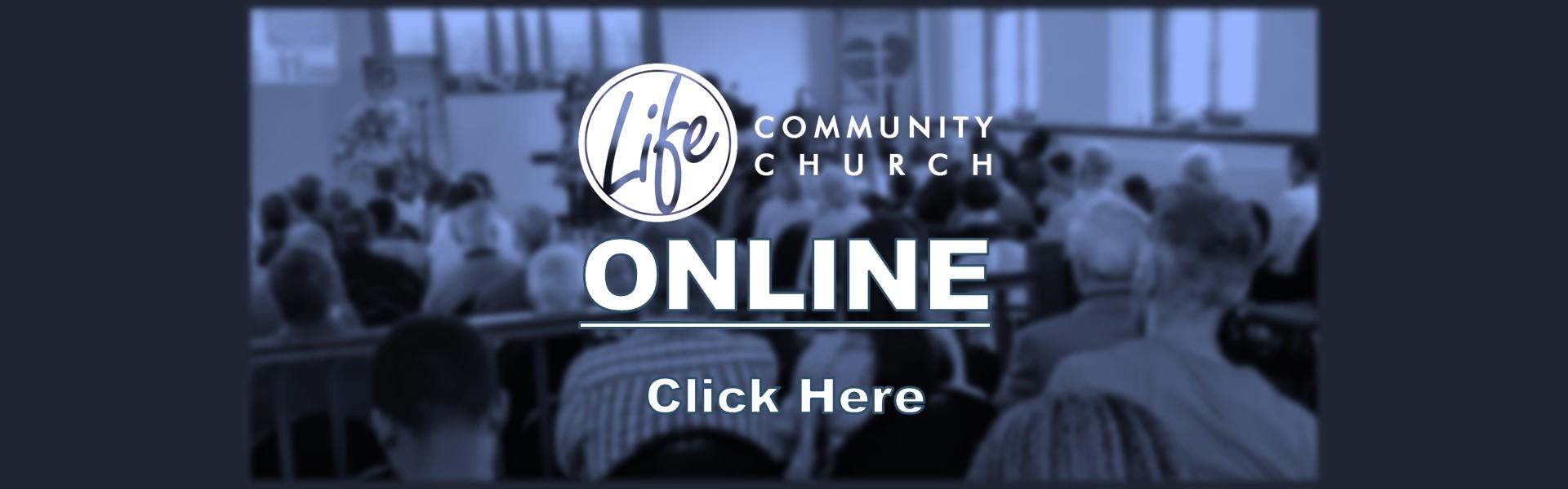 LCC Church Online Banner