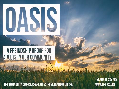 Oasis Blank Image