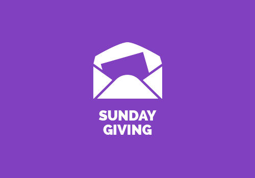 Giving Envelope (Sundays)
